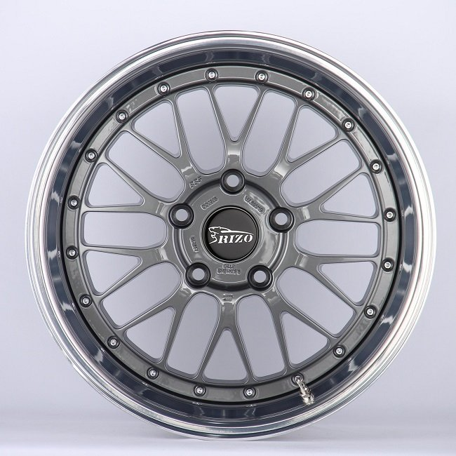 881FS BBS 19inch Custom 3 Pieces Design Forged Wheels