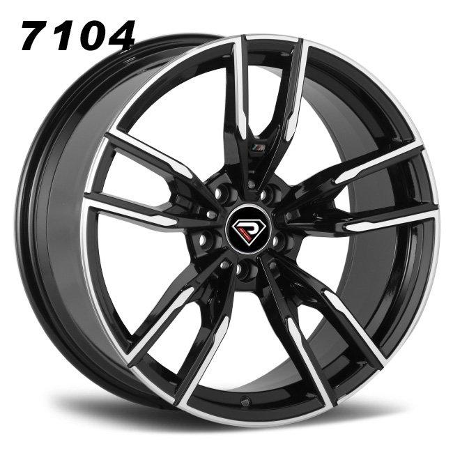 BMW X3 M performance 5 double shape BMF Alloy Wheels