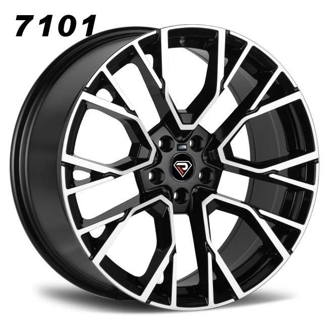 7101 BMW X5M 2020 5 stronger spokes BMF Alloy Wheels