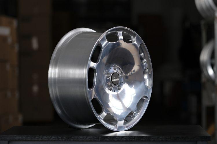 MAYBACH 20inch 5-112 Polished Forged Wheels