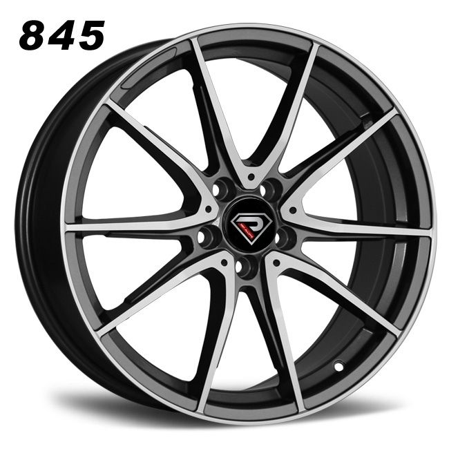 Mercedes Benz AMG GT alloy wheels GMF