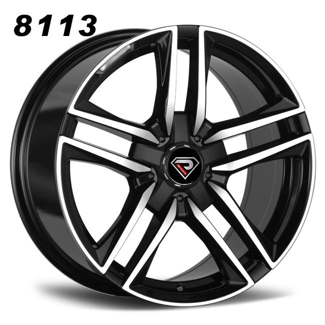 Mercedes-Benz-E63-AMG-18inch-staggered-BMF-alloy-wheels