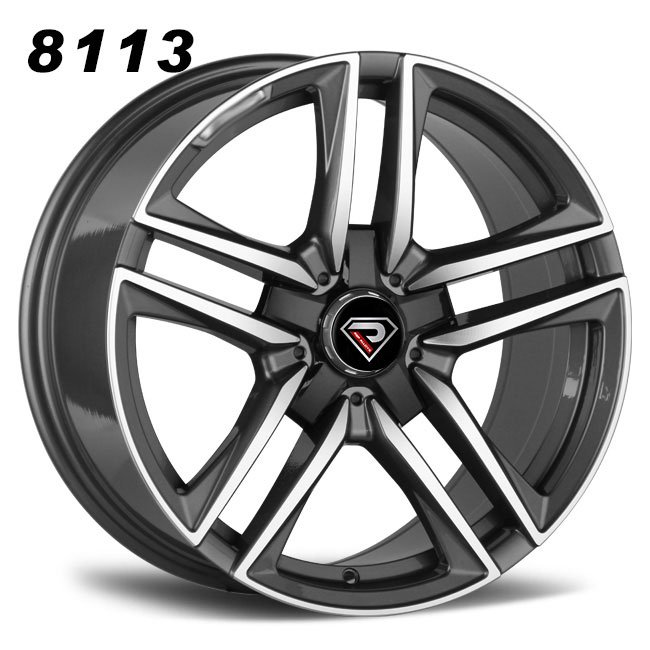 Mercedes-Benz-E63-AMG-18inch-staggered-GMF-alloy-wheels