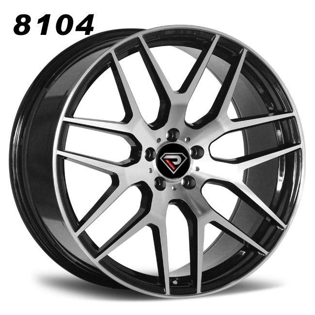 Mercedes Benz GL63 GLS BMF alloy wheels