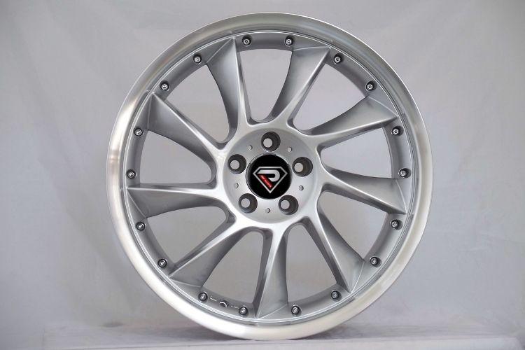 Mercedes Benz Lorinser turbine alloy wheels