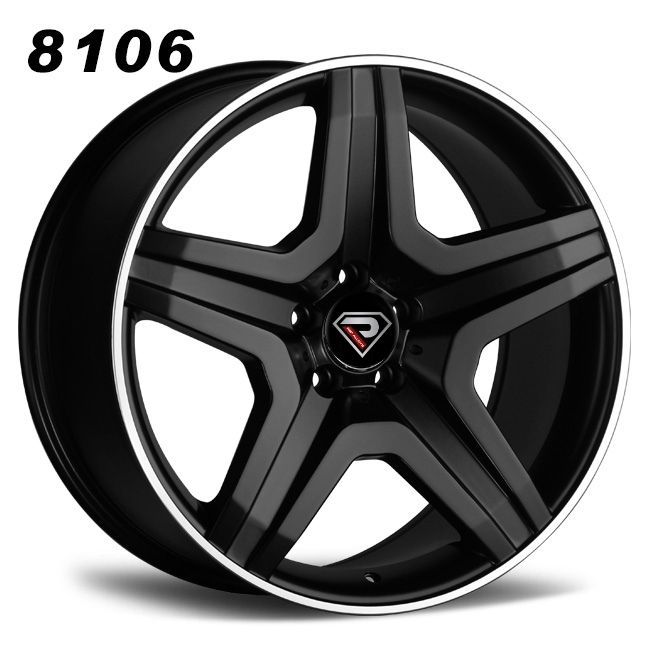 8106 Mercedes Benz ML 21inch alloy wheels