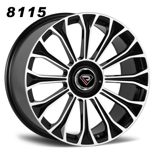 8115 Mercedes Benz Maybach 20inch staggered alloy wheels