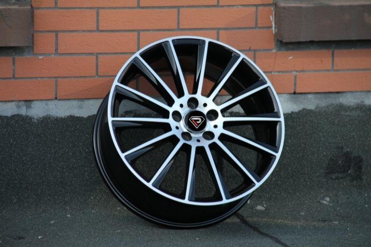 Mercedes Benz S class BMF alloy wheels
