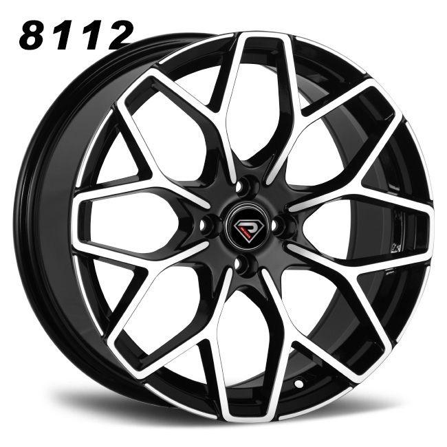 Mercedes Benz brabus Y 161718 inch alloy wheels for Smart
