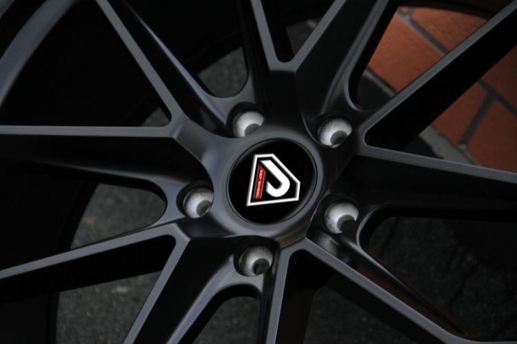 PORSCHE CAYENNE COUPE 2019 21inch 5 holes Matte Black Alloy wheels