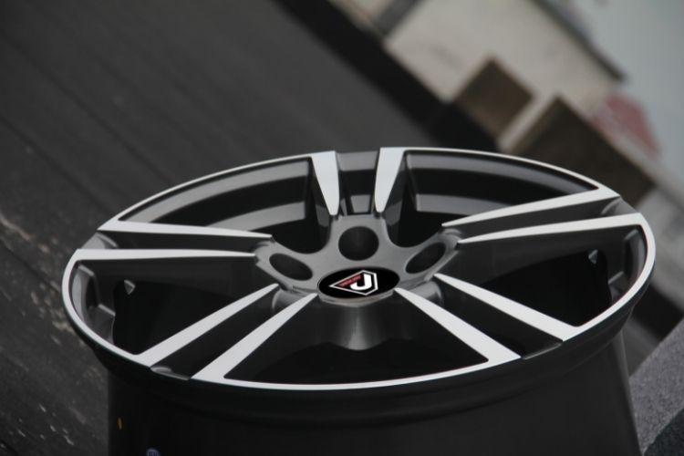 PORSCHE PANAMERA 5 Double spokes 5 holes BMF Alloy wheels