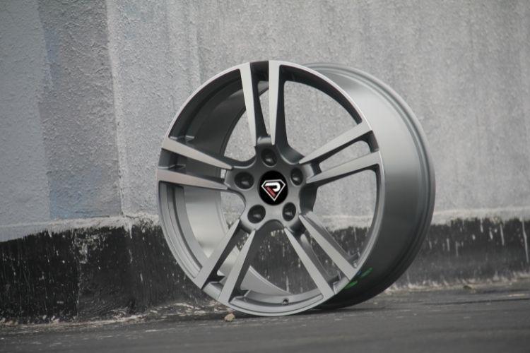 PORSCHE PANAMERA 5 Double spokes 5 holes GMF Alloy wheels