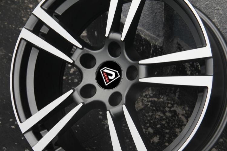 PORSCHE PANAMERA 5 Holes BMF Alloy wheels