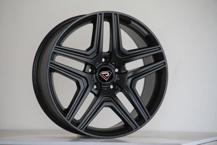 REP-824-MERCEDES-BENZ-ML63-matt-black-Alloy-wheels