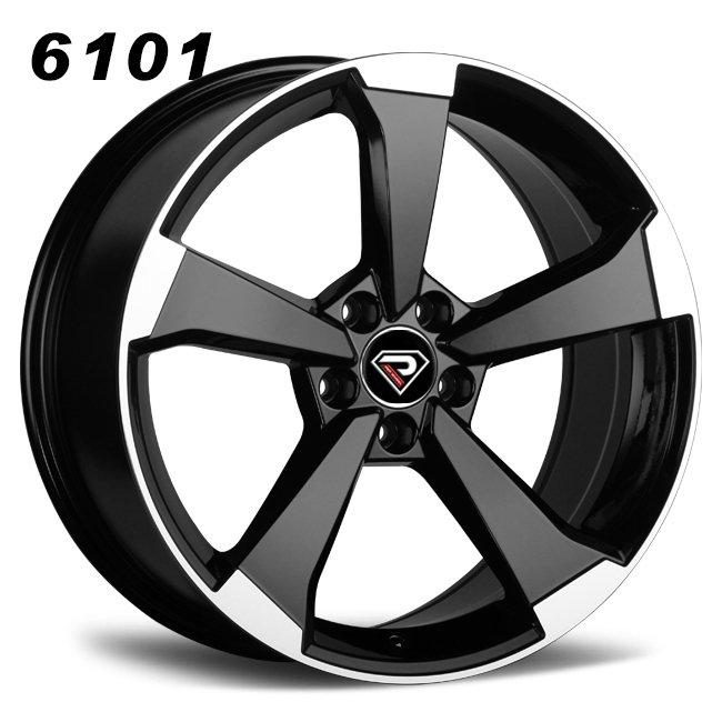 Wheelshome 6101 AUDI BLACK EDITION STOCK 19INCH 20INCH ALLOY WHEELS