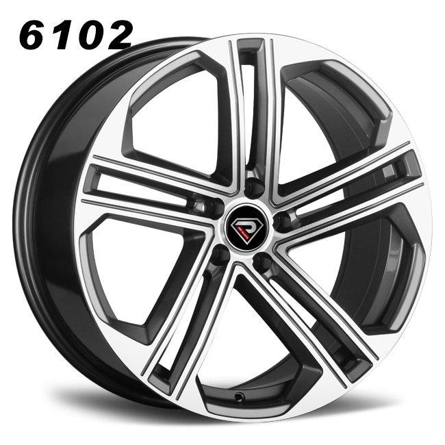 Wheelshome 6102 1820inch in GMF S7 Alloy wheels IN BMF (2)