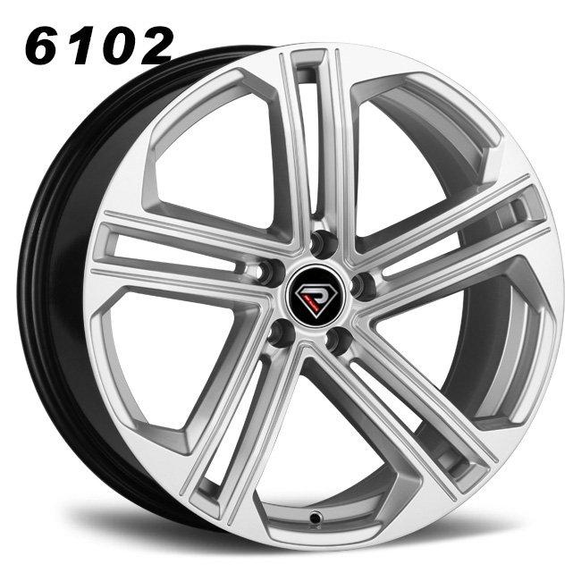Wheelshome 6102 1820inch in GMF S7 Alloy wheels IN HS