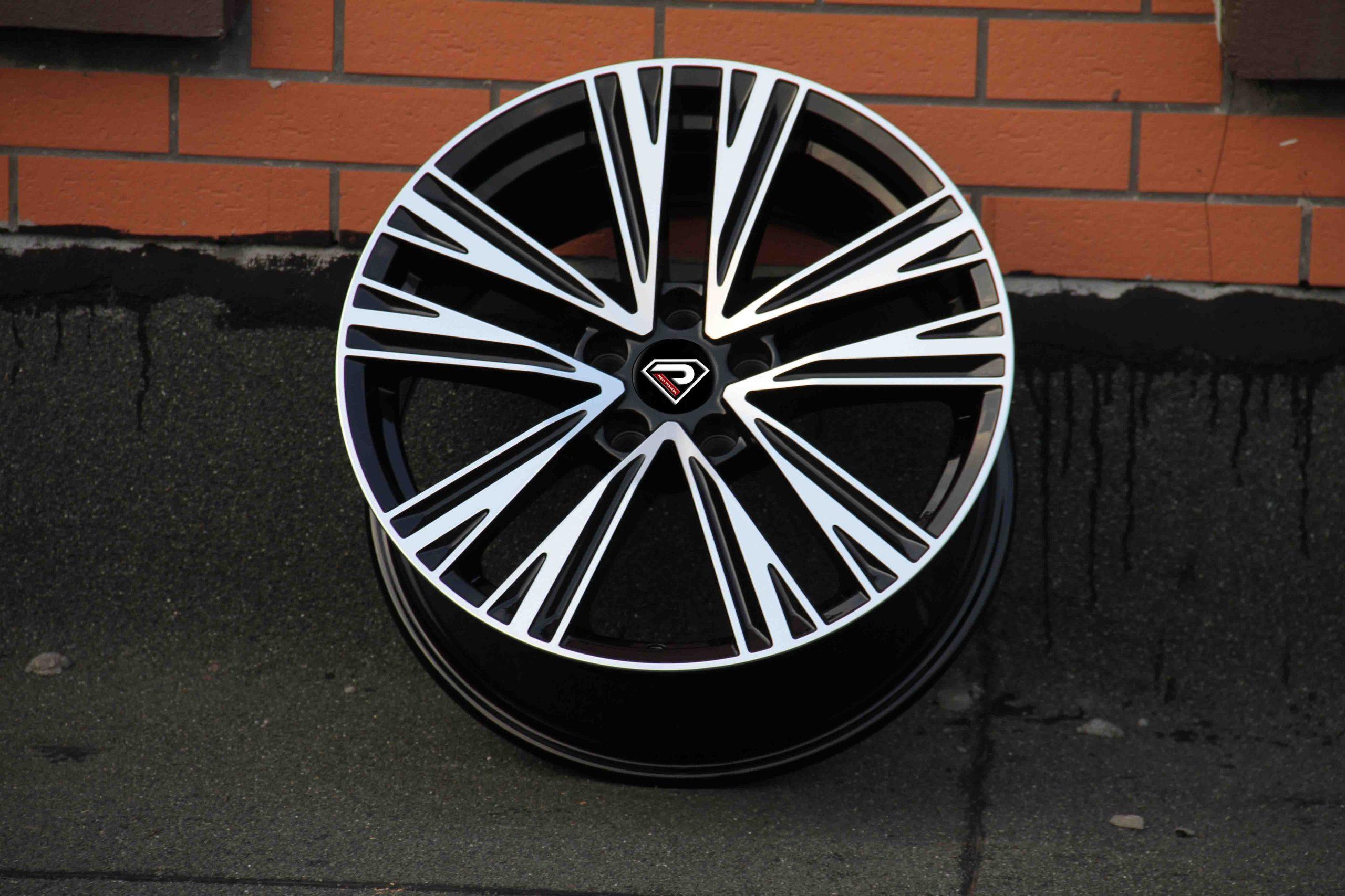 Wheelshome 6103 1819 inch in GMF A6 Alloy wheels IN BLACK