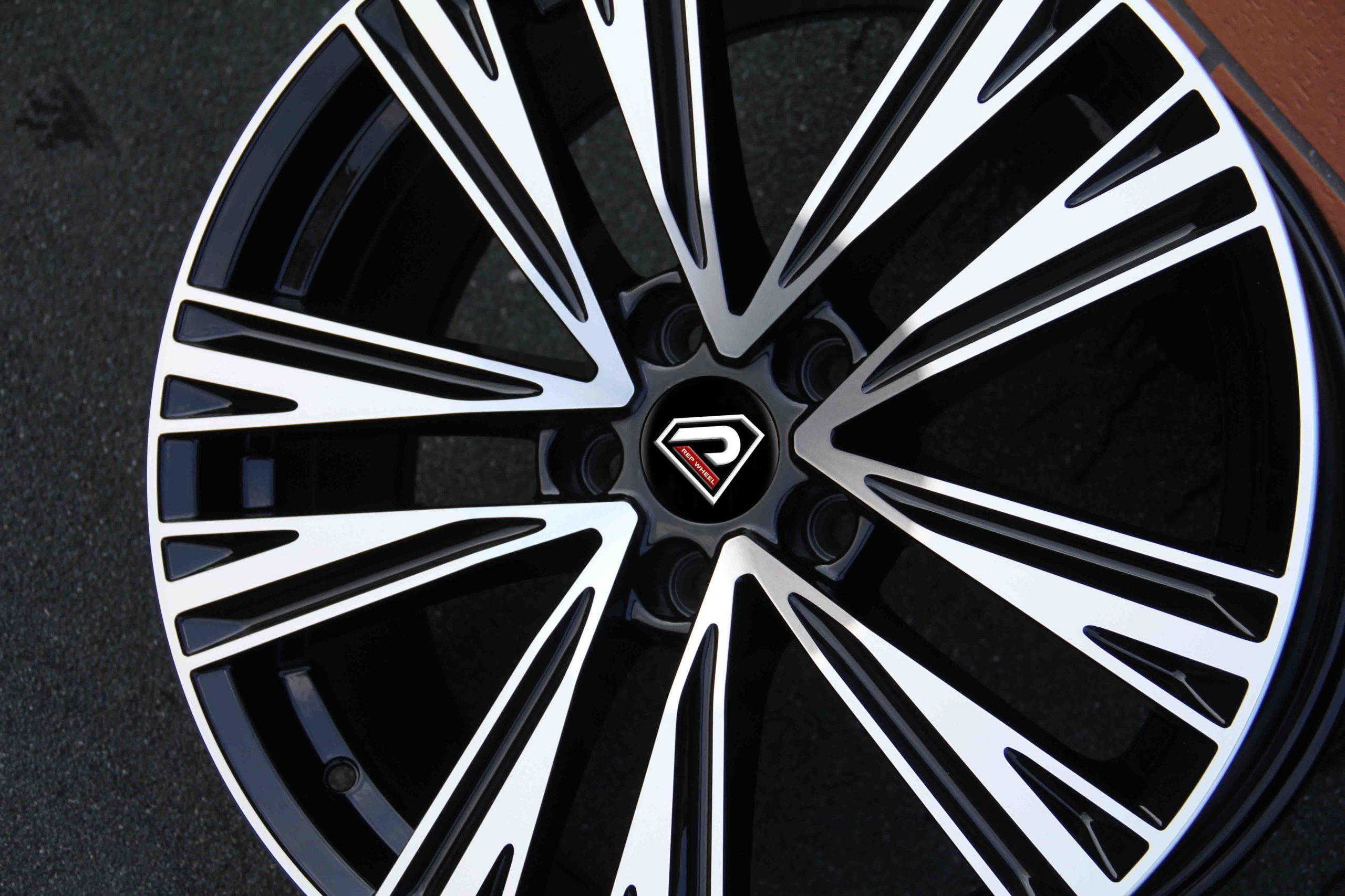 Wheelshome 6103 1819 inch in GMF A6 Alloy wheels IN DETAIL