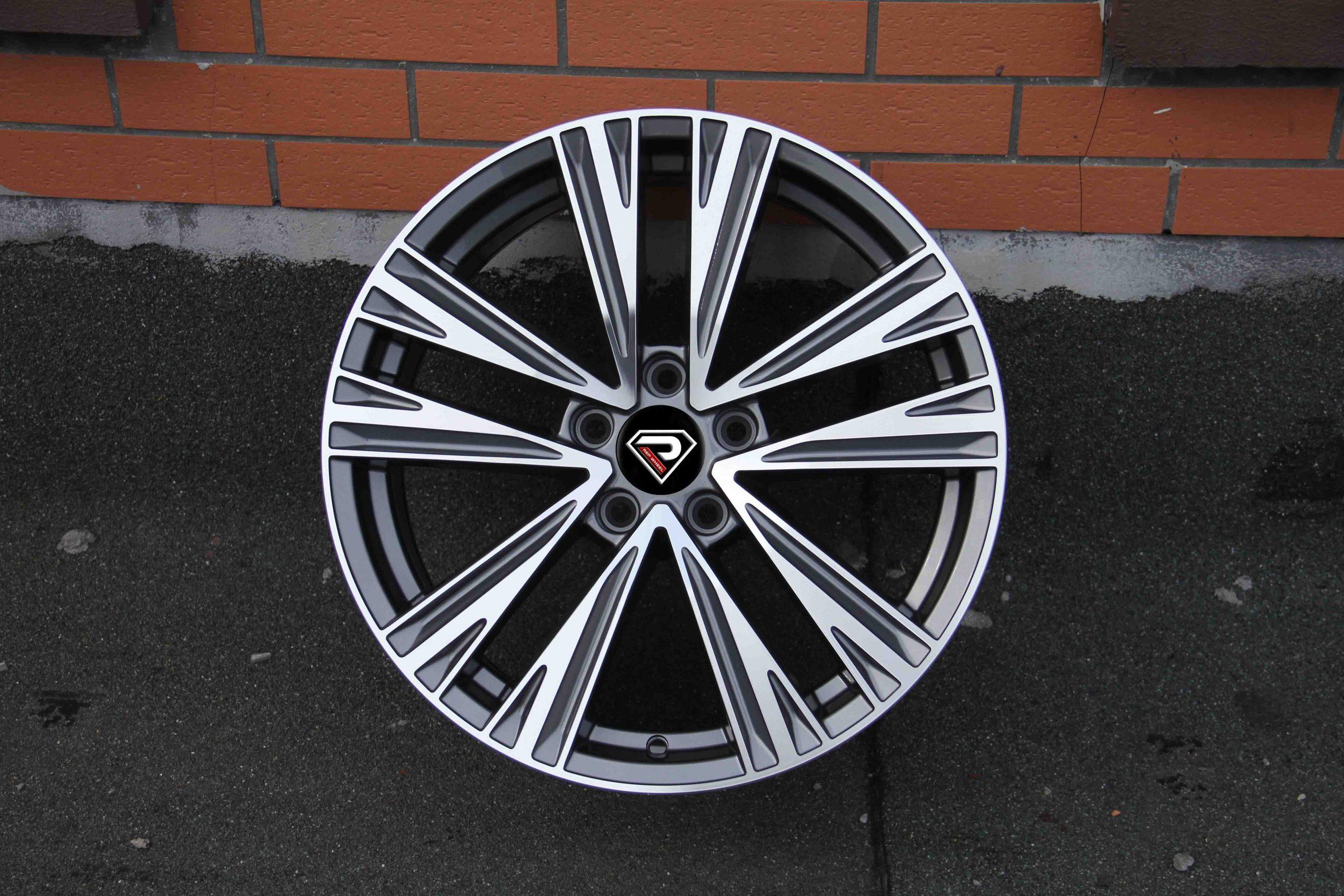 Wheelshome 6103 1819 inch in GMF A6 Alloy wheels IN FRONT WHEELS