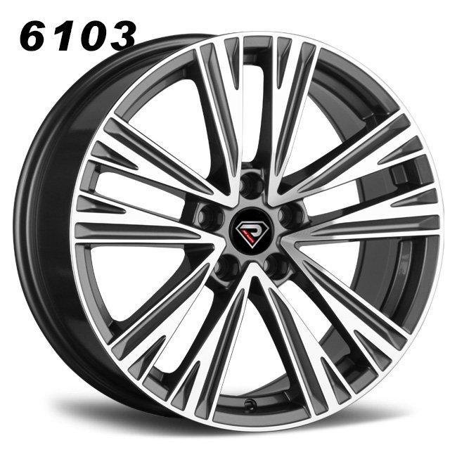 Wheelshome 6103 1819 inch in GMF A6 Alloy wheels IN GMF