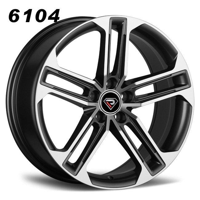 Wheelshome 6104 19inch in S8 GMF Alloy wheels IN GMF