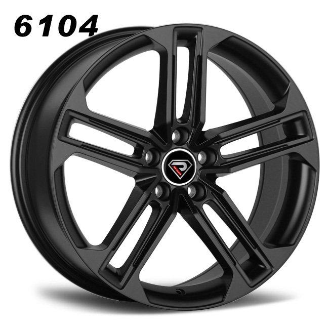 Wheelshome 6104 19inch in S8 GMF Alloy wheels IN MB