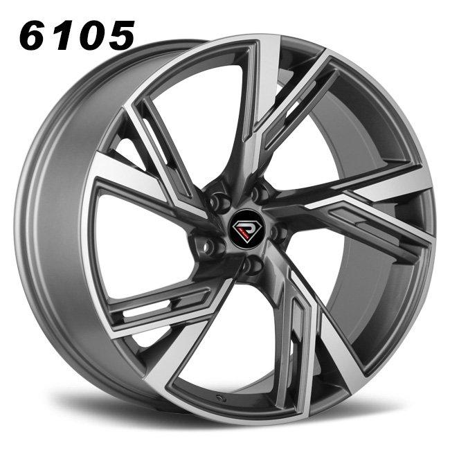 Wheelshome 6105 19inch in gMF RS6 Alloy wheels