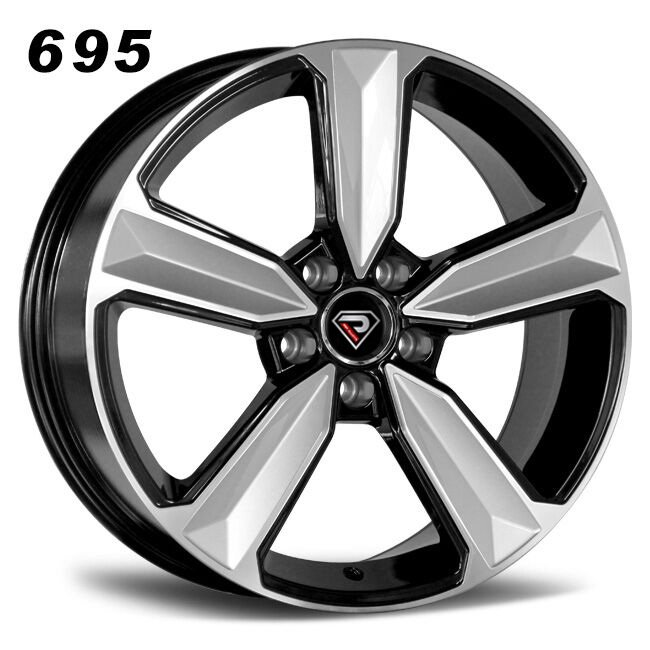 Wheelshome 695 181920inch NEW S5 rims in Black and Sliver Alloy wheels