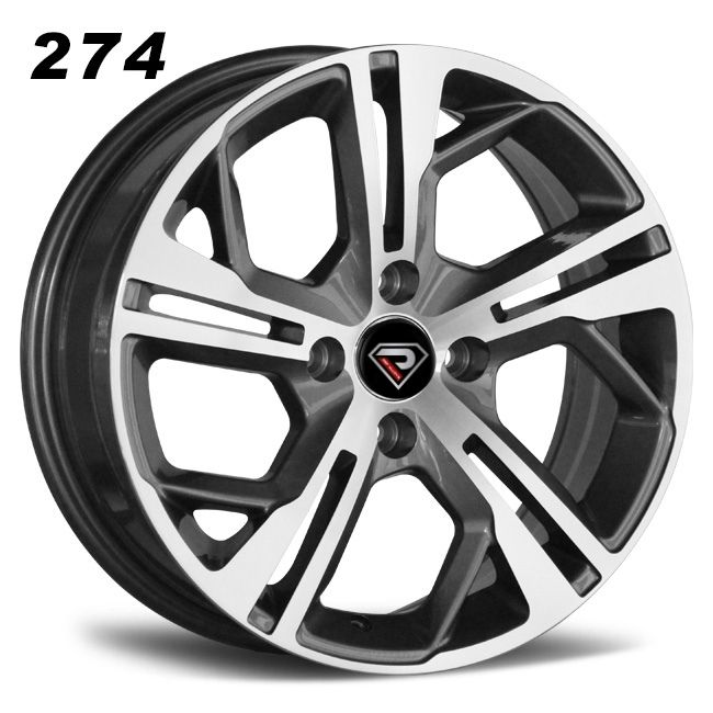 rep 274 peugeot 16inch MGMF 4 holes alloy wheels