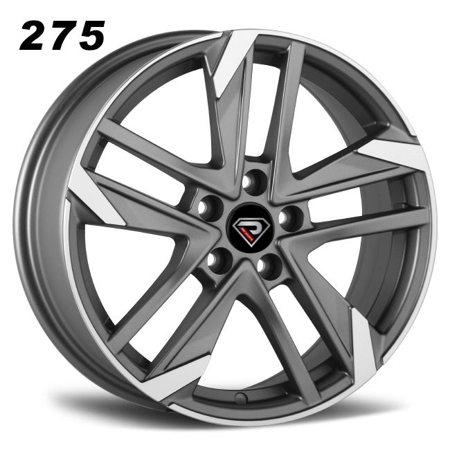 rep 275 peugeot 17 18inch MGMF alloy wheels for car
