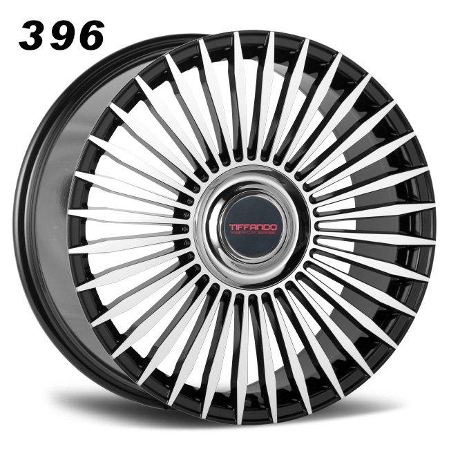 396 TIFFANDO LUXURY Multi-Spokes BMF Alloy wheels