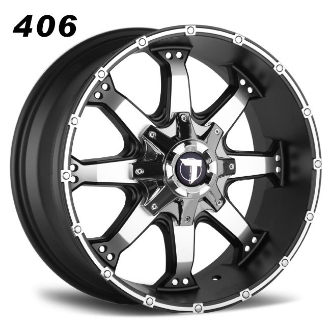 406 HOT SALES FORGED WHEELS IN STOCK IN 16INCH