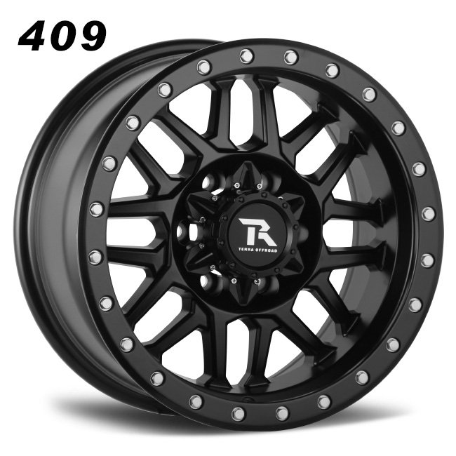 409 OFFROAD WHEELS IN MB 17INCH DESIGN IN STOCK
