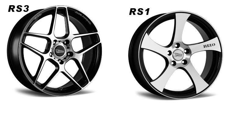 Aftermarket alloy wheels