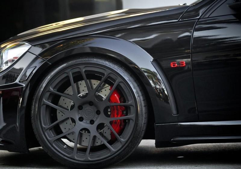 Aftermarket alloy wheel