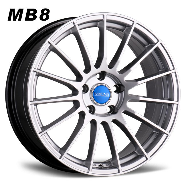MB8 OWN BRAND MAONS BLUE HIGH QUAILITY IN HS
