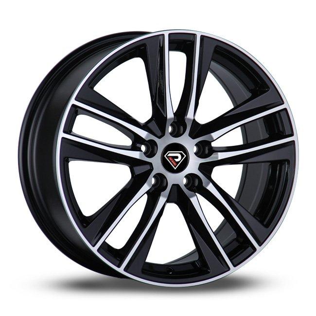 SEAT ST Cupra 17inch 18inch Black Machined Face Alloy Wheels