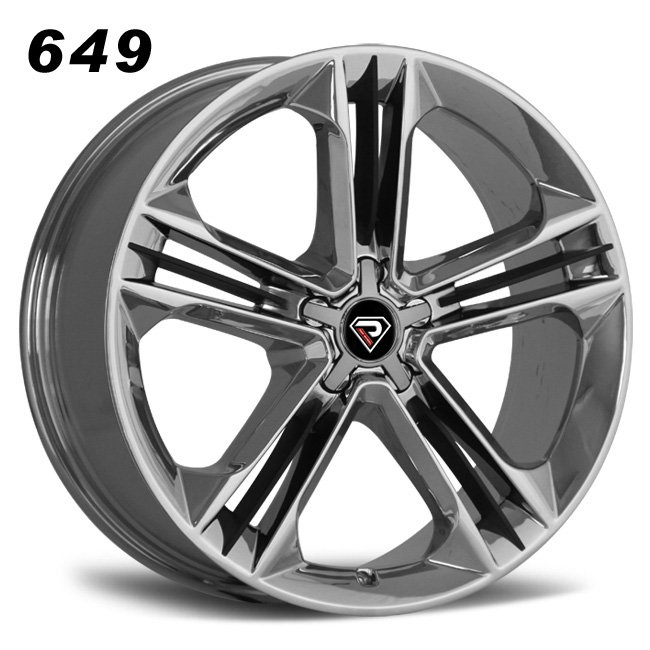 649 New S8 19inch-21inch Chrome Alloy Wheels