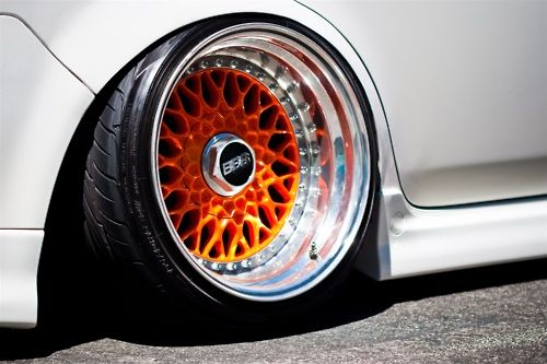 Deep Dish Alloy Wheel
