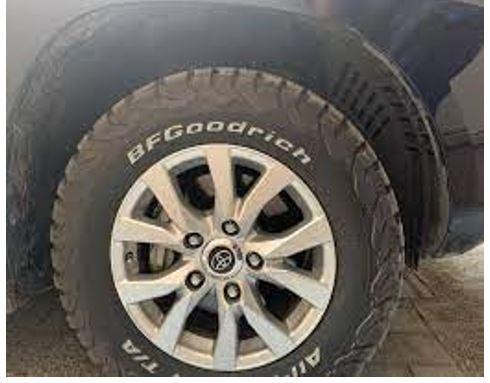 A Regular Wheel