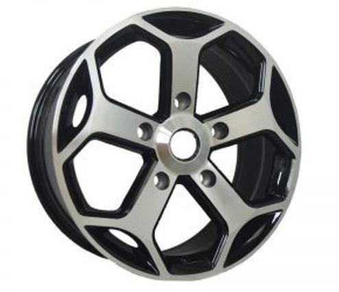 The Lightweightness of A Deep Dish Alloy Wheel enhances it's speed