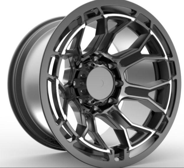 Custom Forged Wheel