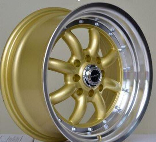 Eye Catching Feature Of Deep Dish Alloy Wheel