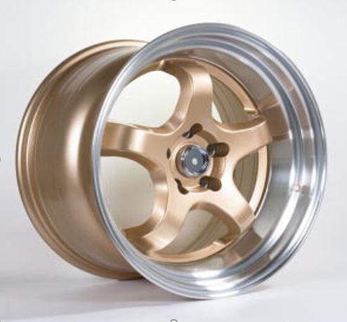 Deep Dish Premium Wheel