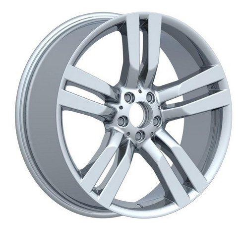 Aluminum alloy chrome wheel