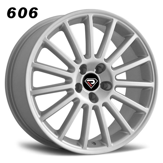 REP 606 VW design custom SLIVER luxury monoblock multi spoke R20 5 stud via jwl cast wheels