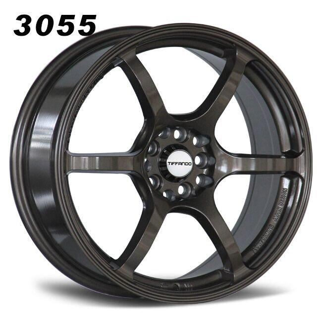 VS3055 TIFFANDO LUXURY 15inch 18inch Bronze Alloy Wheels